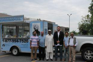Canada: Ahmadiyya Muslim Community spreading Love