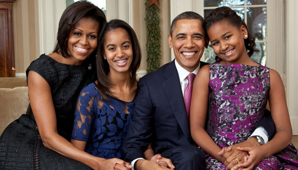 First-Family-of-the-USA