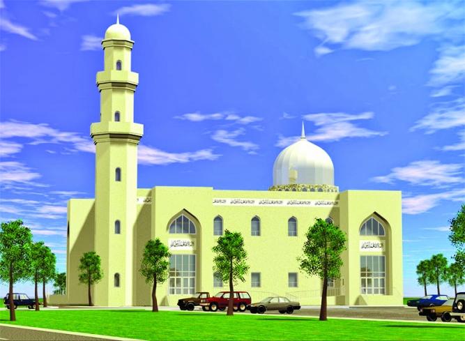 mosque brampton