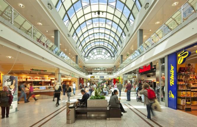 munich shopping mall