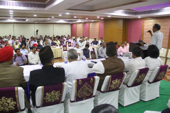 "India: Ahmadiyya Muslim Community Hyderabad holds it's Eid Milan Party themed ""Pathway to Peace"""