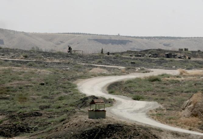 Clashes at the Jarablus-Karkamis border