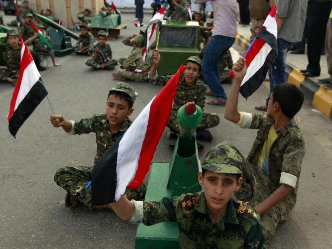 yemen-children-soldiers