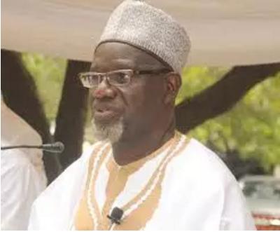 Ameer and Missionary in-charge of Ahmadiyya Muslim Mission, Ghana, Alhaji Maulvi Mohammed Bin Salih