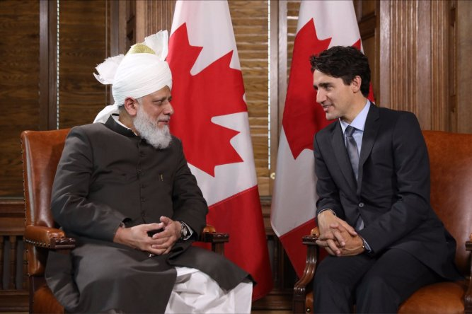 trudeau-and-masroor-ahmad