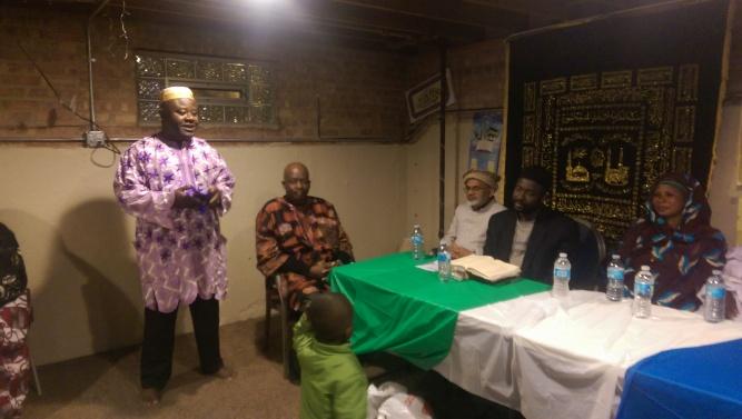 USA: Chicago's Ahmadiyya Muslims honored by Sierra Lone's Muslim Community