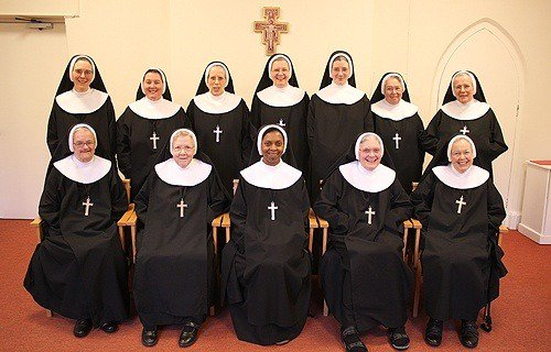 catholic nuns in hijab