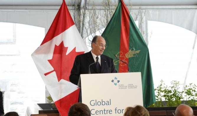 Aga Khan and pluralism