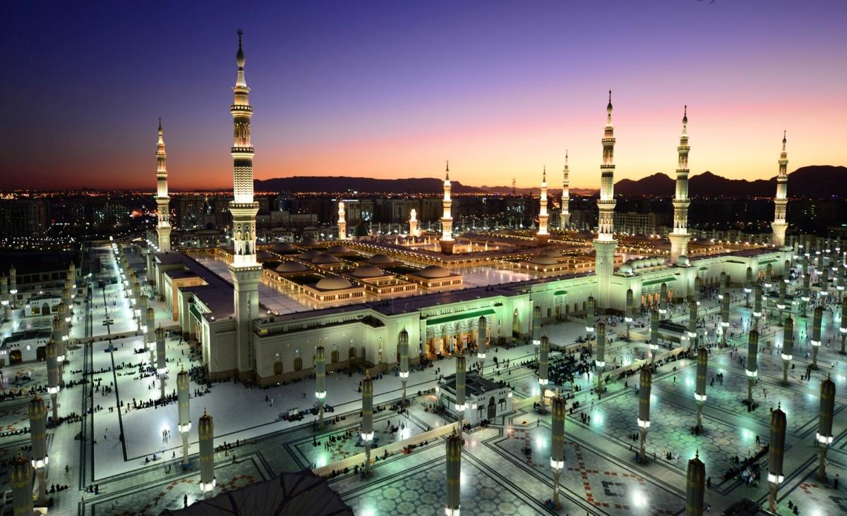 Speech: Prophet Muhammad Congeniality in the Face of