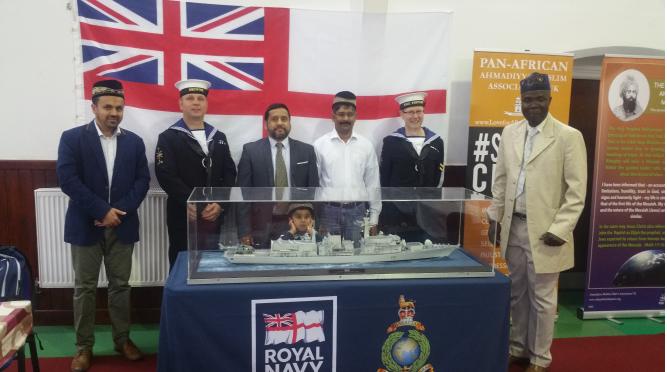 Members of Dai-Illah Team Midlands Region