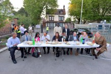WOLVERHAMPTON COPYRIGHT EXPRESS AND STAR STEVE LEATH 17/06/2017 Pics in Wolverhampton at the Baitul Atta Mosque and Ahmadiyya Muslim Community Association, where they had speakers and a prayer to remember murderd Jo Cox, PC Keith Palmer and Manchester Victims. A meal was provided.