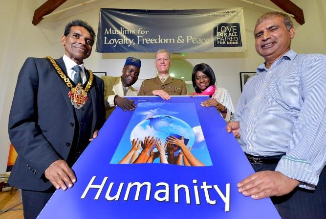 Wolverhampton's Ahmadiyya Muslim Jamaat organizes Outreach Event at Bait-ul-Ata Mosque
