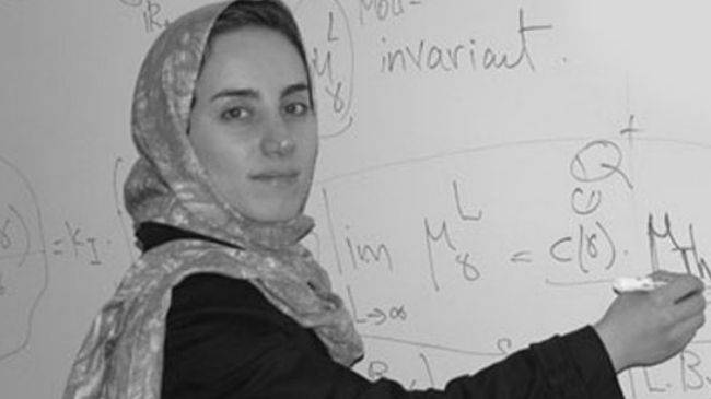 Mirzakhani