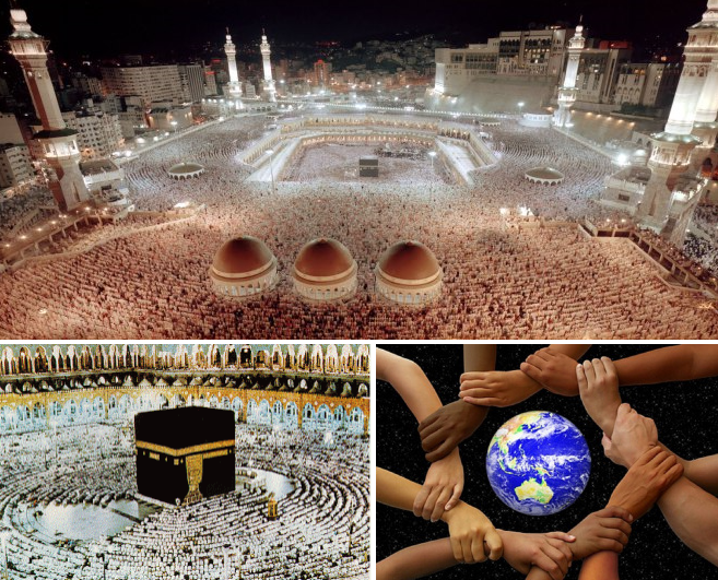 hajj and universal brotherhood