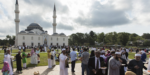 Turkish mosque in Washington