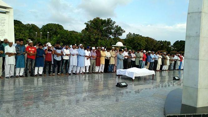 Khurshida Ruqayya Prayers 1