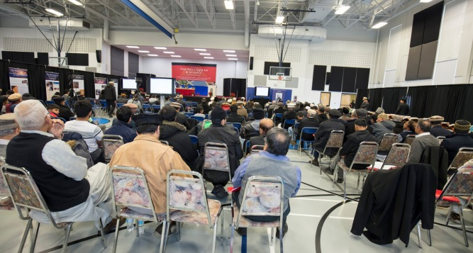 Canada: Ahmadiyya Muslim Community holds 4th Annual Holy Qur'an Science  Conference in Maple