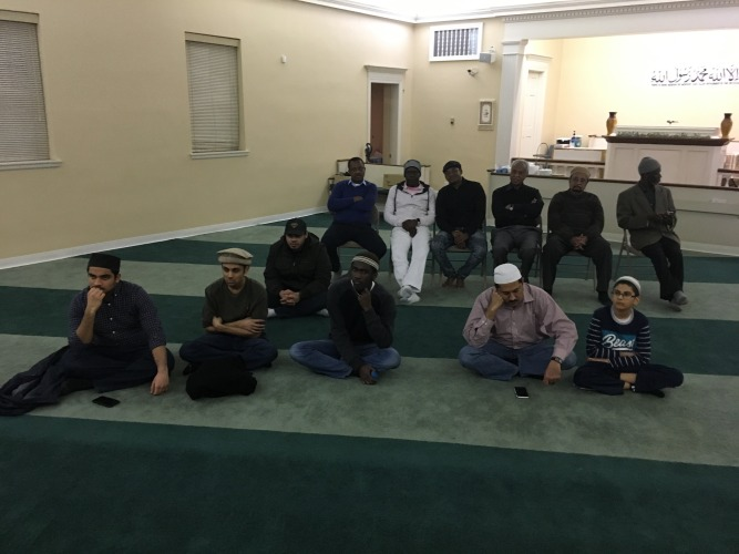 USA Ahmadiyya Mosque in Bedford hosts guests from Ghana & Sudan - Discuss life & teachings of Prophet Muhammad (pbuh) (2)