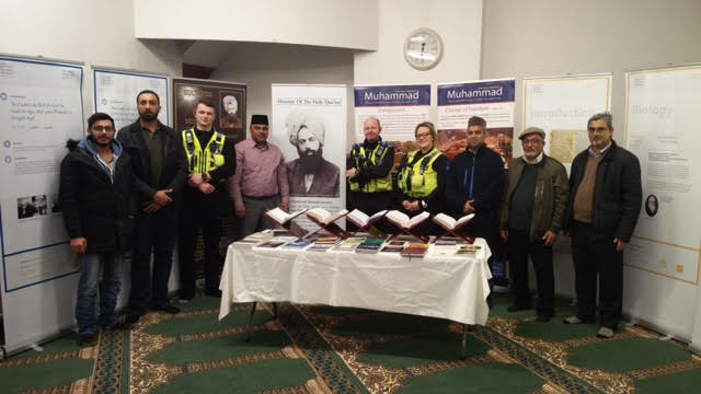 Ahmadiyya Muslim Community Huddersfield South's Open Day at Baitus Samad Mosque12