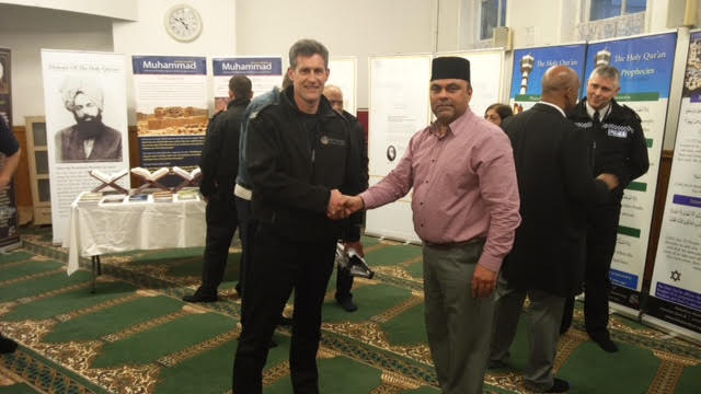 Ahmadiyya Muslim Community Huddersfield South's Open Day at Baitus Samad Mosque5
