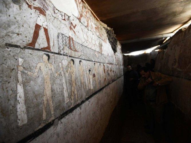 EGYPT-ARCHAEOLOGY-HISTORY