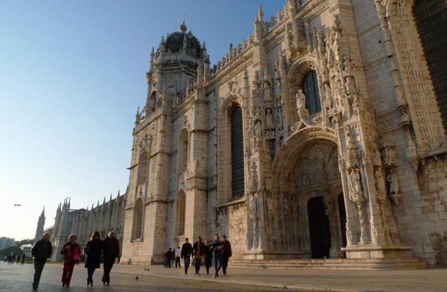 Monastry in Lisbon