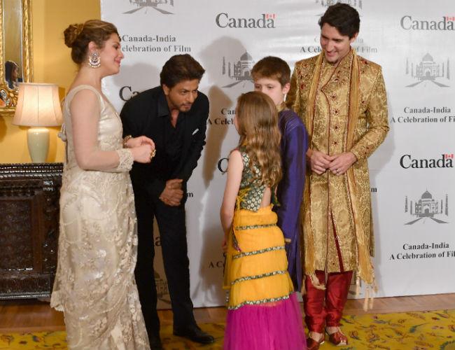 Trudeau in India II