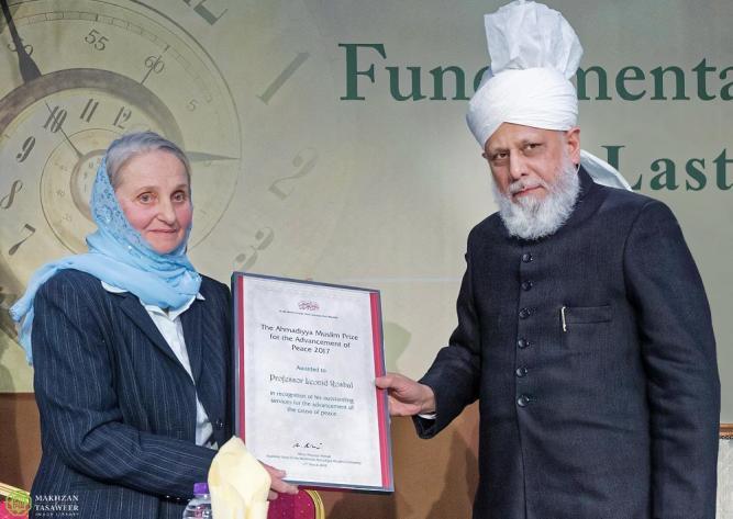 Ahmadiyya Peace Prize