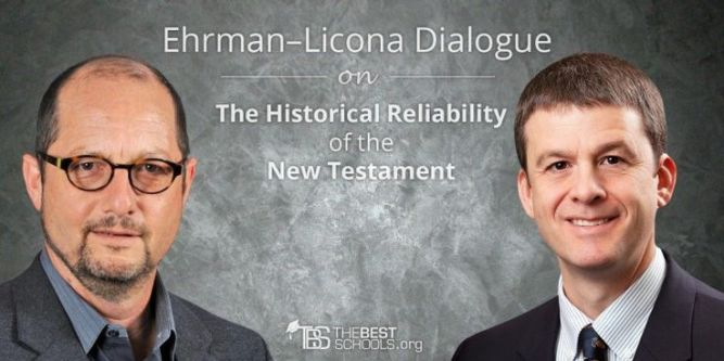 Ehrman and Licona
