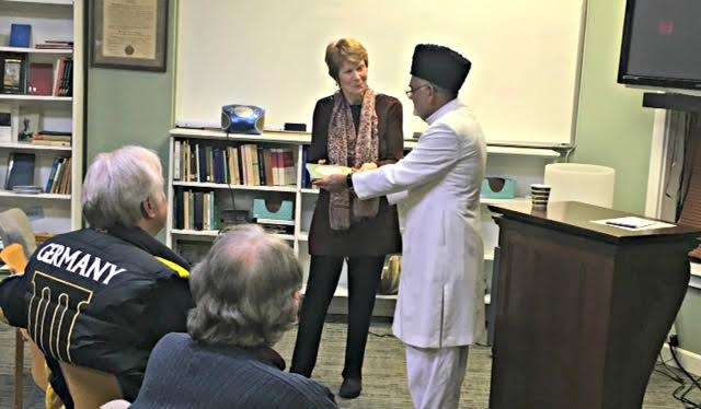 Theosophical Society of Detroit welcomes Ahmadiyya Muslim Community to present Islamic teaching on peace4.jpg