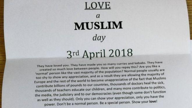 Love a Muslim April 3
