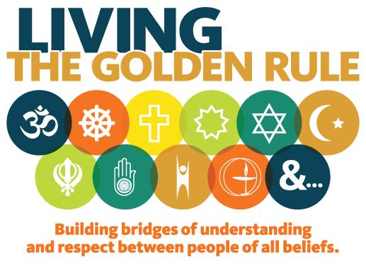 Interfaith golden rule