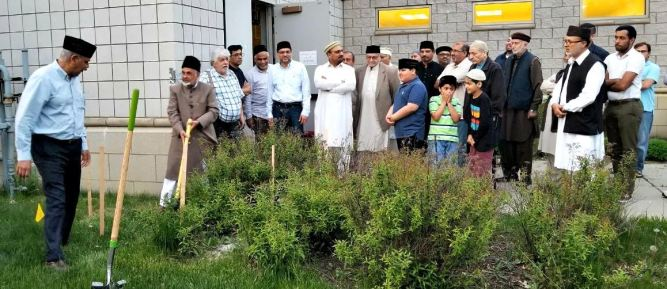Ahmadiyya Muslim Community Detroit's Mahmood Mosque to have a Minaret similar to Minarat-ul-Maseeh14