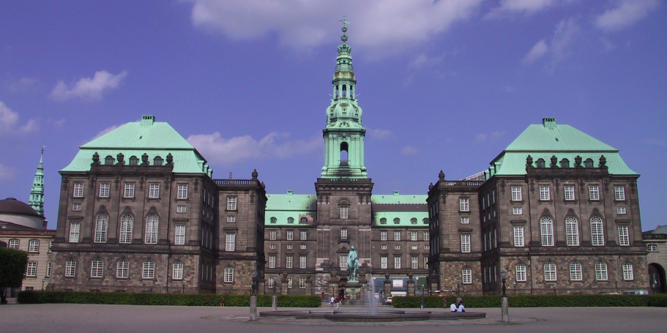 Denmark Parliament