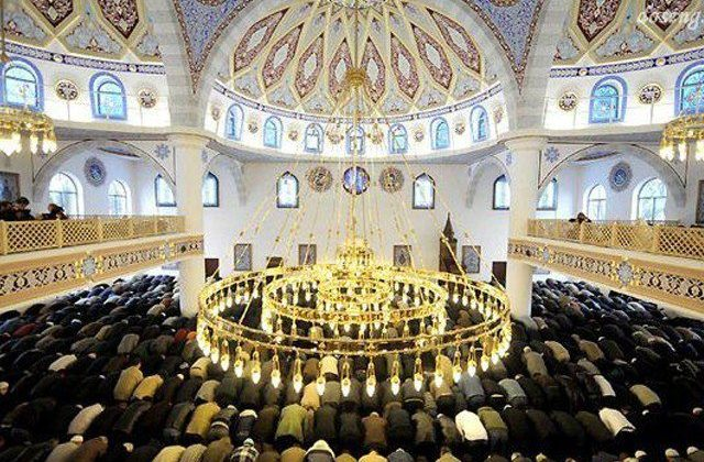 Swiss mosque