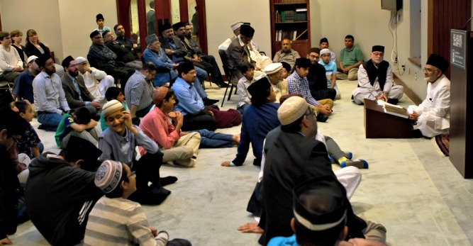 USA Ahmadiyya Muslim Community Rochester Hills hosts 6th Annual Ramadhan Open House in Masjid Mahmood1
