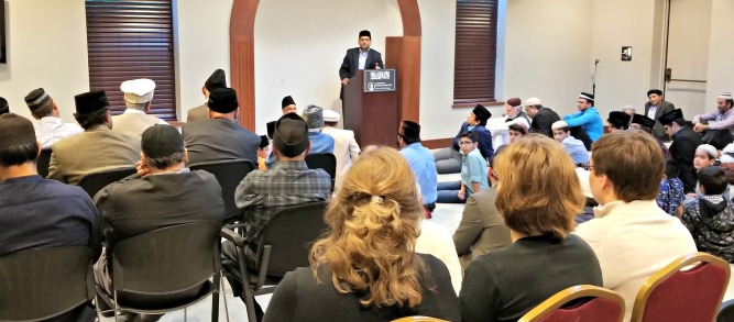 USA Ahmadiyya Muslim Community Rochester Hills hosts 6th Annual Ramadhan Open House in Masjid Mahmood4
