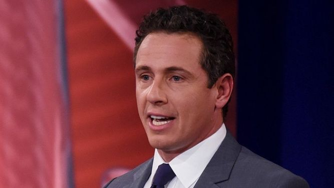 Chris Cuomo of CNN