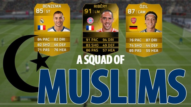 muslim players