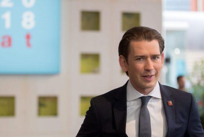 AUSTRIA-POLITICS-EU-DIPLOMACY