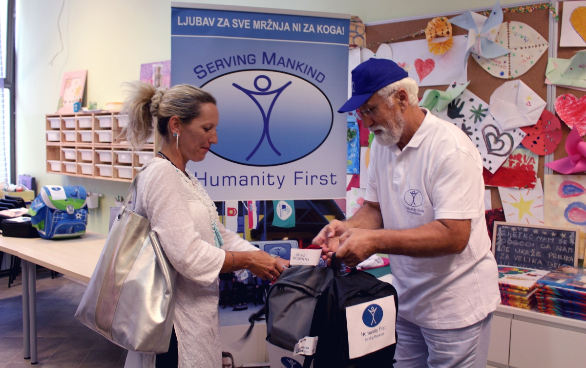 Ahmadiyya/Humanity First Croatia completes another Humanitarian Project.