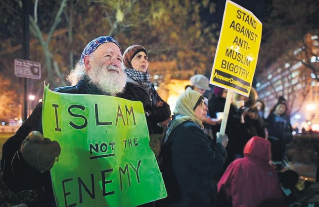 Islam not the enemy