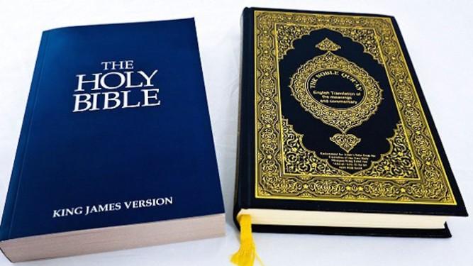 Quran and bible