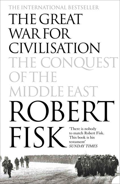 Robert Fisk book