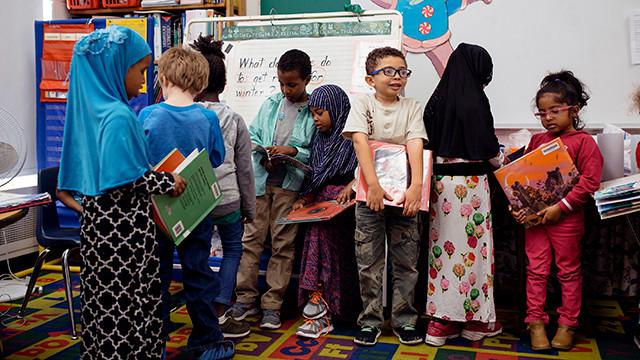 Demographic Change in Maine Schools