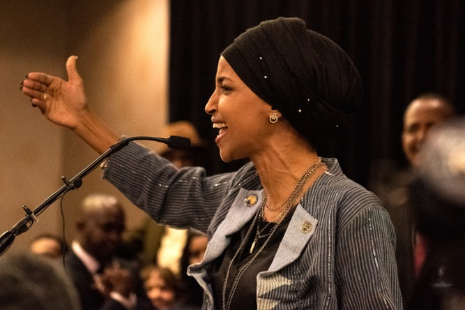First Muslim woman in US congress