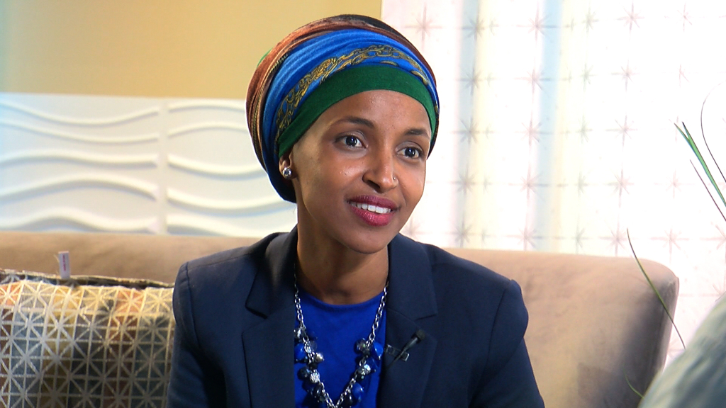 Ilhan Omar Says Her Election To Congress Is 'A Real ...