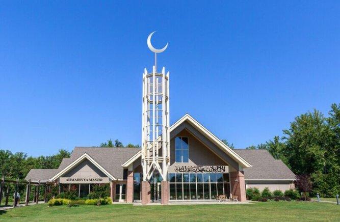 Masroor mosque Virginia