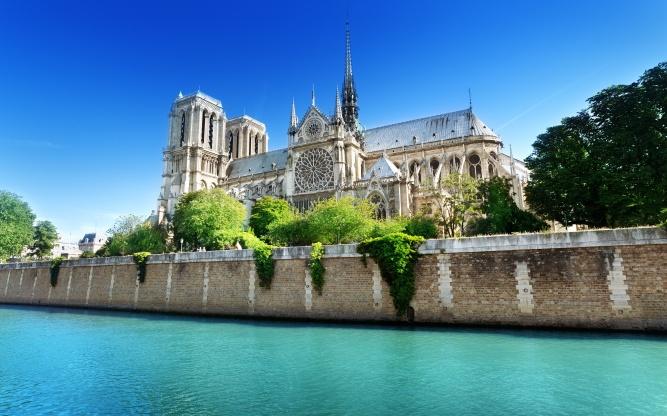 Notre-Dame-Cathedral Paris