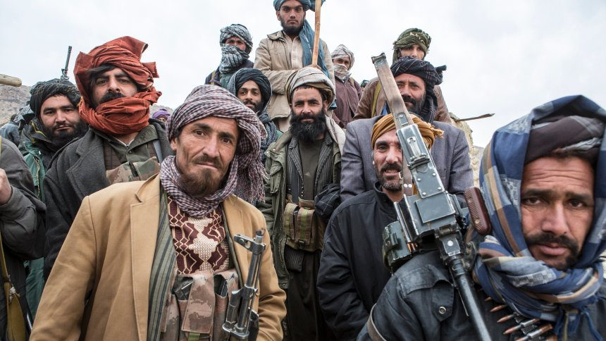 Endless War. A Visit with the Taliban in Afghanistan – The Muslim Times